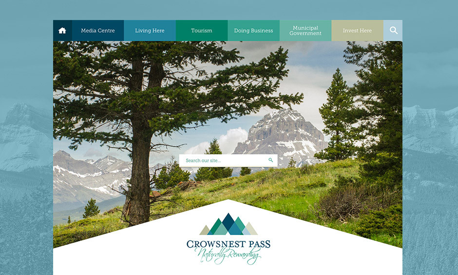 Award Winning Municipal Website Design