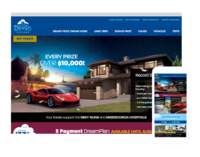 Edmonton's DreamLife Lottery website development