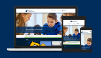 School District Website Redesign