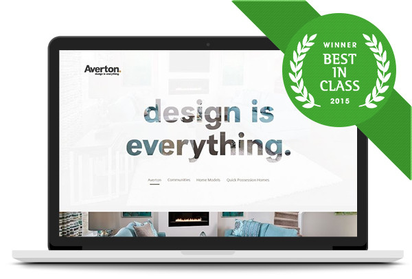 Award Winning Website Design Edmonton, Alberta